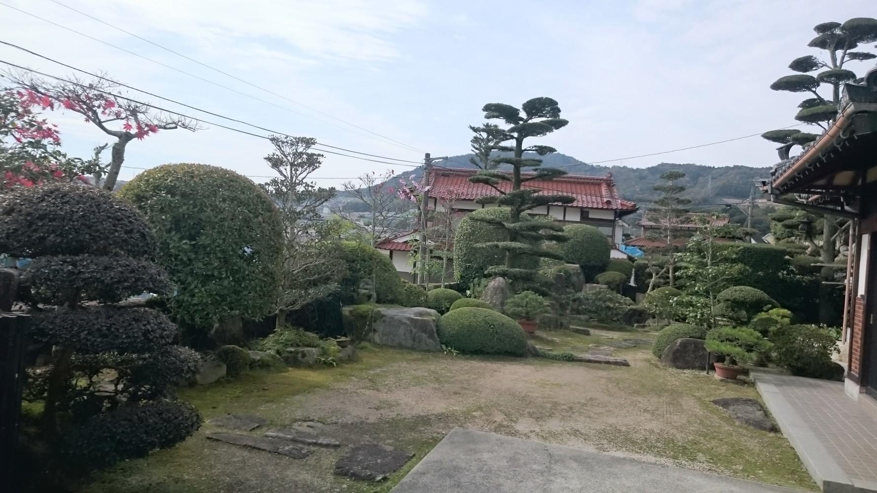 上林さん庭5