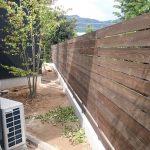 DIY庭づくりにおすすめ!目隠しフェンスの方法について