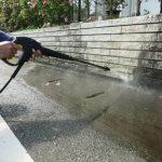 庭や家の外回りを綺麗にするオススメの道具!高圧洗浄機について